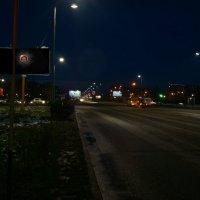 Ночное шоссе :: Edward Kod