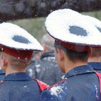 Снежные нимбы :: Наталия Григорьева