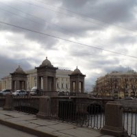 мой город. :: Марина Харченкова