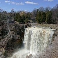 Webster Falls (один из 33 водопадов г. Гамильтон) :: Юрий Поляков