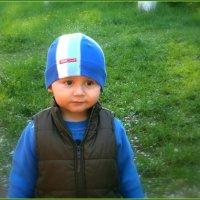 Малыш.... :: Людмила Богданова (Скачко)