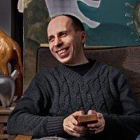 Жанровый портрет с аккомпанеме́нтом ... :: Рэм Медянский