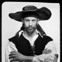 Мужской портрет :: антон лещинский