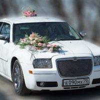 Свадебный экипаж :: Максим Бородин