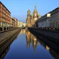 Храм Спас на Крови, Санкт-Петербург :: Никита Мяу