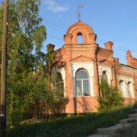 Жилой особняк Ф.Г. Аксенова - Г.Л. Нидеккера :: Вадим Поботаев