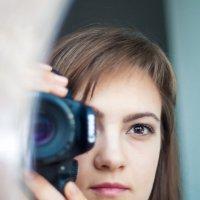 Автопортрет :: Ekaterina Maximenko