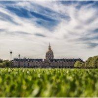 Государственный Дом Инвалидов в Париже — архитектурный памятник. :: Александр Вивчарик