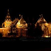 Дворец  в  Коломенском. :: АЛЕКС