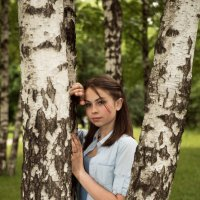 Парк :: Юрий Сомов