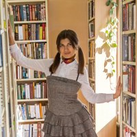 Приходите в библиотеку. :: Александр Лейкум