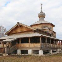 Остров-град Свияжск - Троицкая церковь :: Damir Si