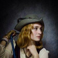 Портрет старшей дочери :: Лариса Сливина