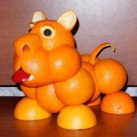 Апельсиновый пёс :: genar-58 '