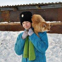Любимый попугайчик, он же пухло :: Валерия Белошицкая