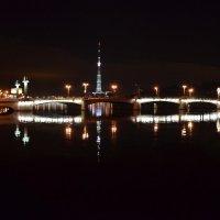 Ушаковский мост :: Наталья Левина