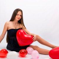 Влюбленность :: Юрий Андреев
