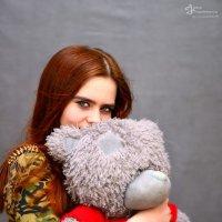 С мишей :: Алена Шуплецова