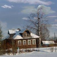Старая улица :: Валентин Кузьмин