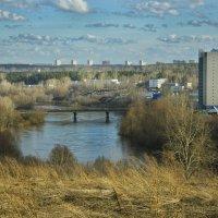 Маленький мост через маленькую речку :: Дмитрий Конев