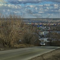 Крутой подъём :: Дмитрий Конев