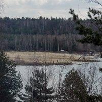 База отдыха. :: Яков Реймер