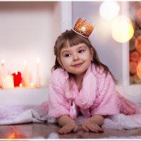 Маленькая принцесса! :: Елена Леонова
