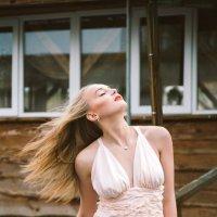 she like the wind :: Юлия Пандина