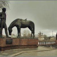 Памятник Константину Николаевичу Батюшкову :: Дмитрий Анцыферов