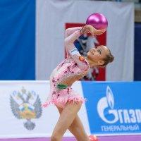 Удивительно нежная гимнастка - Дарья Приданникова!!!)))... :: Yuriy Konyzhev