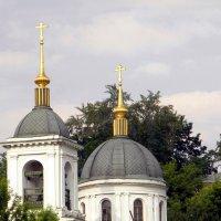 Московские храмы... :: Елена