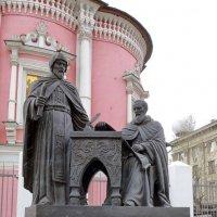 Братья-просветители Иоанникий и Софроний Лихуды :: Валерий Судачок
