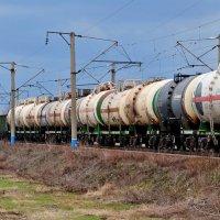 Поезд :: Елена Хейликова