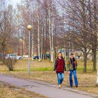 Подростки-1 :: Светлана Сарбей