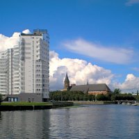 Городской пейзаж :: Сергей Карачин