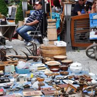 """Рынок под названием """"барахолка"""", Люблин, Польша :: Ирина"""