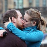 поцелуй... :: Надежда Шемякина