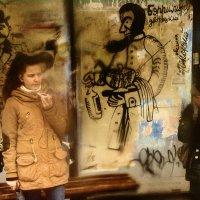 Дуэты. :: Валерий Молоток