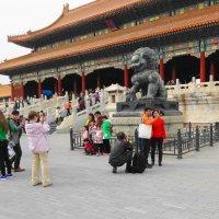В Запретном городе, Пекин :: svk