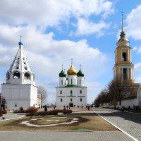 Соборная площадь, Коломна :: Larisa Ulanova