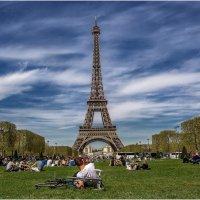 Париж...Париж... :: Александр Вивчарик