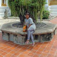 Таиланд. Бангкок. Национальный исторический парк. Немножко отдохнуть :: Владимир Шибинский