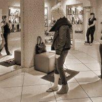 А где же мое отражение?! :: Oleg Akulinushkin