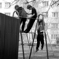 """...  из  цикла  """"ПАЦАНЫ"""" :: Валерия  Полещикова"""