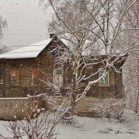 Старые дворы 18 :: Святец Вячеслав
