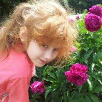 дети и природа :: Мария Владимирова