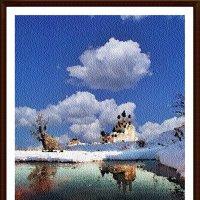 Морозный денечек :: Лидия (naum.lidiya)