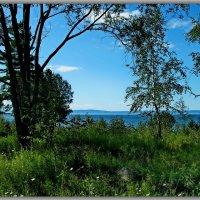 Прогулки вдоль берега Байкала :: Любовь Чунарёва