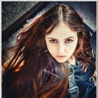 Девушка. :: Оскар Граф
