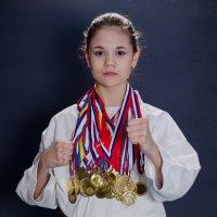 Чемпионка :: Светлана Фесенко